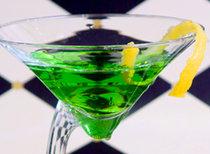 green-apple-martini